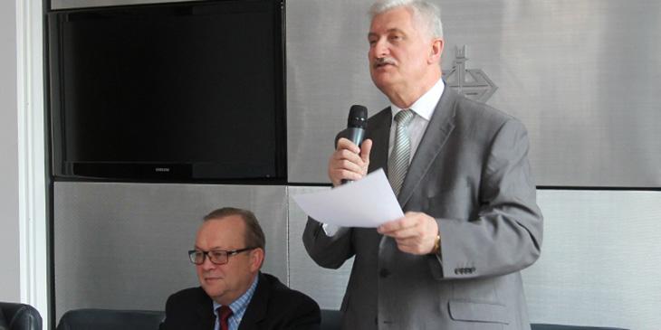 Wystąpienie Ryszarda Marcińczaka, prezesa Warszawskiej Izby Gospodarczej