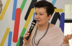 Hanna Gronkiewicz-Waltz, prezydent m.st. Warszawy