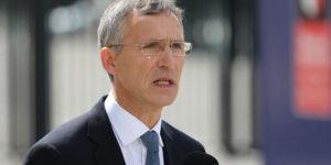 Jens Stoltenberg, sekretarz generalny NATO.