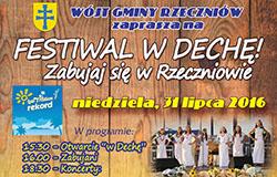 Festiwal W Dechę!
