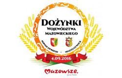 Dożynki Województwa Mazowieckiego w Otwocku