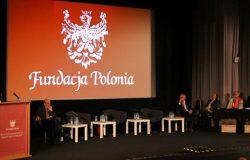 XIX Światowa Konferencja Gospodarcza Polonii w Warszawie, 1 października 2016 r. Przemawia: dr Andrzej Hubert Willmann z Kanady.