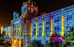 """Rozświetlony Wiedeń - """"Wiedeń świeci 2016"""""""