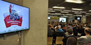 """Konferencja """"Narodowe wyzwania w rolnictwie na Narodowym"""""""
