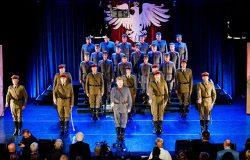 Reprezentacyjny Zespół Artystyczny Wojska Polskiego podczas XXIV Forum Humanum Mazurkas