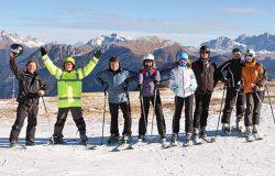 Biały Tydzień – Sesje narciarskie w Dolomitach