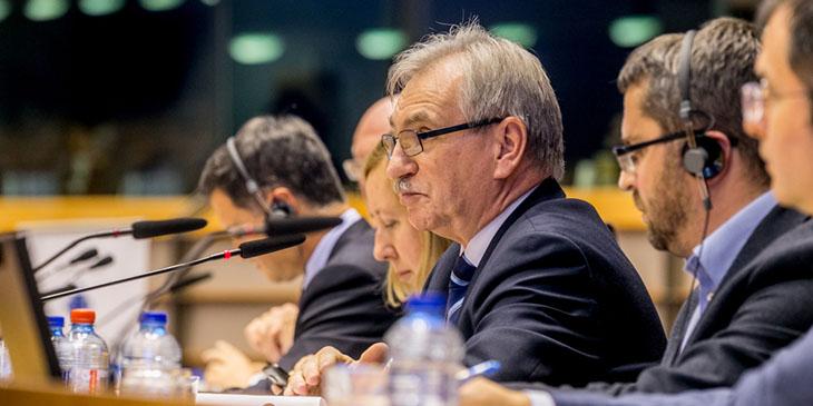 Marek Olszewski, przewodniczący Związku Gmin Wiejskich RP