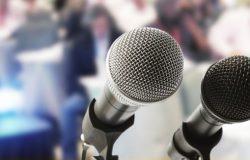 Konferencja prasowa przedstawicieli państw Grupy Wyszehradzkiej