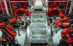 Do 2025 r. 30 proc. siły roboczej stanowić będą roboty
