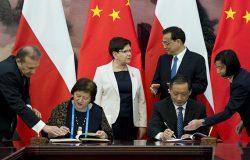 Polska podpisała umowę o współpracy w dziedzinie turystyki z Chinami