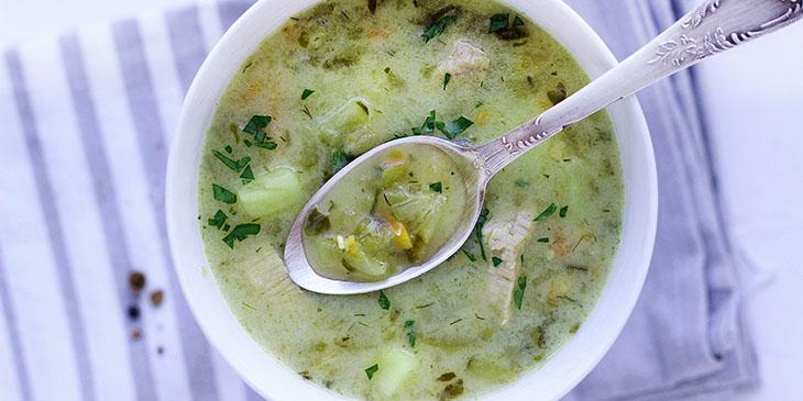 Festiwal Zup Świata - Zupa ogórkowa, foto: Zakochane w zupach