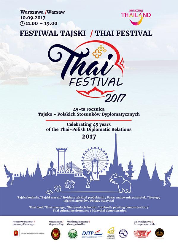 Festiwal Tajski 2017