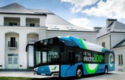 Solaris dostarczy autobusy elektryczne dla Rumunii