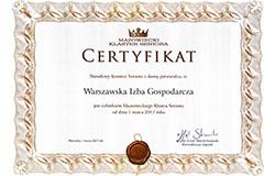 WIG została członkiem Mazowieckiego Klastra Seniora