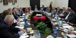 Konferencja z prof. Witoldem Modzelewskim