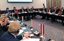 Spotkanie Stołecznych Izb Gospodarczych 16+1 w Podgoricy