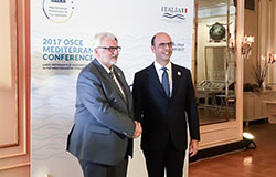 Wizyta Ministra Waszczykowskiego we Włoszech