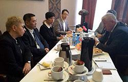 Spotkanie Warszawskiej Izby Gospodarczej z przedstawicielami Biura Handlowego Wenzhou (Chiny)