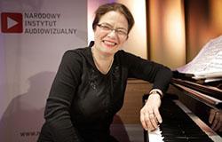 Ewa Pobłocka, foto: Grzegorz Śledź / PR2