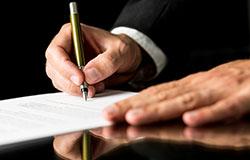 Podpisanie Deklaracji