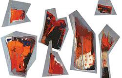 Zaproszenie na wernisaż malarstwa Jolanty Caban