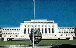 Seminarium dot. planowanych zamówień publicznych związanych z renowacją budynków Pałacu Narodów w Genewie