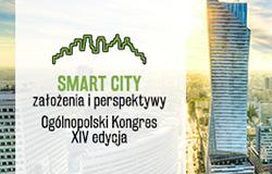 XIV Ogólnopolski Kongres Smart City - założenia i perspektywy