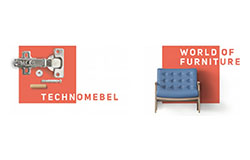 World of Furniture and Technomebel w Sofii