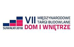 VII Międzynarodowe Targi Budowlane DOM I WNĘTRZE Suwałki 2018