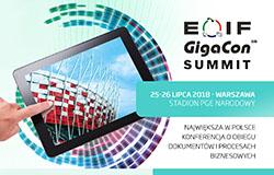 Konferencja Summit EOIF GigaCon 2018