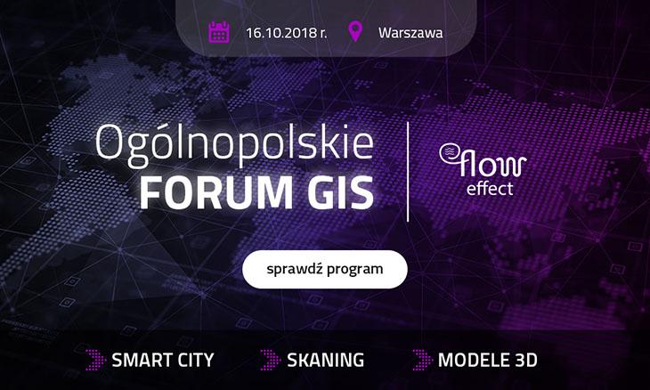 Ogólnopolskie Forum GIS SMART CITY