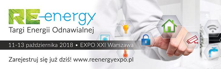 Targi Energii Odnawialnej RE-Energy