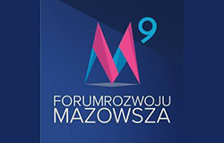 9. Forum Rozwoju Mazowsza