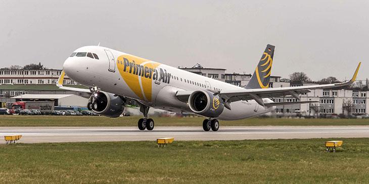 Primera Air, foto: Aero Time