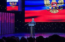 Dziennikarscy liderzy w Moskwie