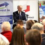 """W Kętrzynie odbyła się konferencja pt. """"Potencjał gospodarczy a wsparcie biznesu"""""""