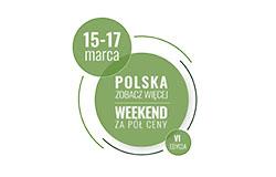 Polska zobacz więcej – weekend za pół ceny