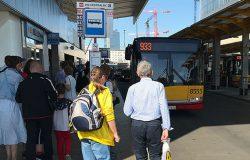 Bezpłatny autobus na targi