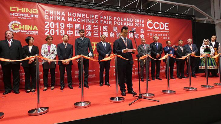 Rozpoczęły się targi China Homelife Poland