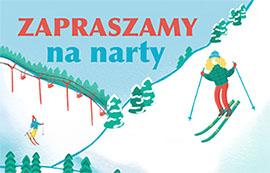 Zimowa sesja narciarska