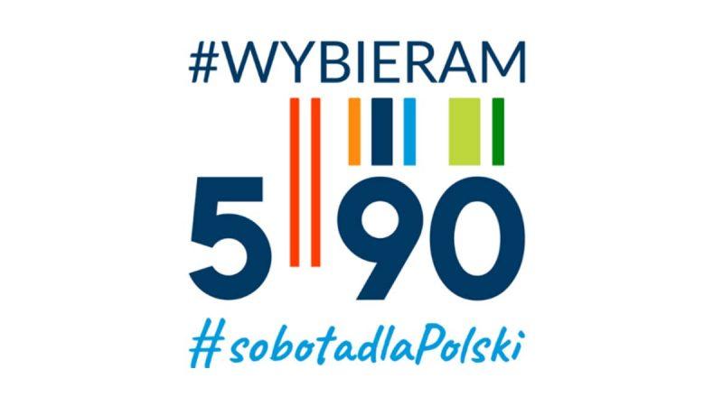 Wybieram 590 - sobota dla Polski