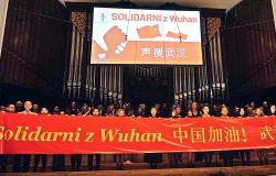 """""""Solidarni z Wuhan"""" – koncert z przesłaniem"""