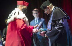 Prezes PKOl honorowym profesorem Collegium Humanum