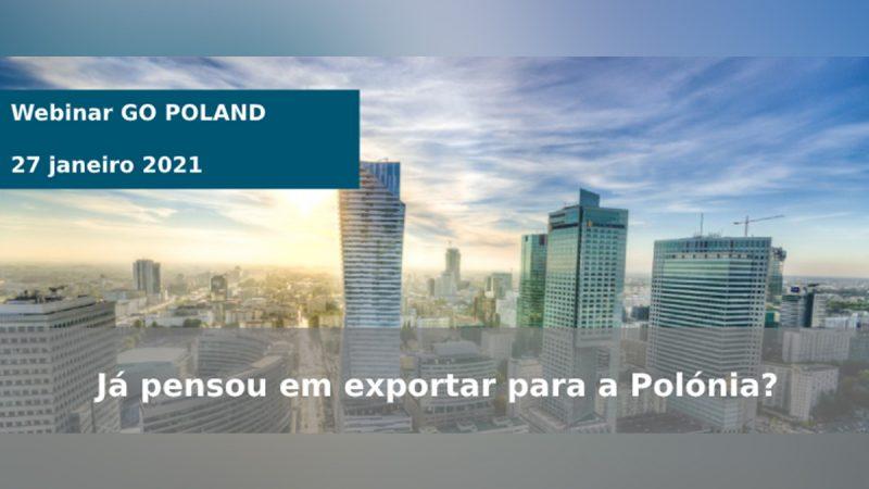"PPCC Webinar ""Go Poland"""