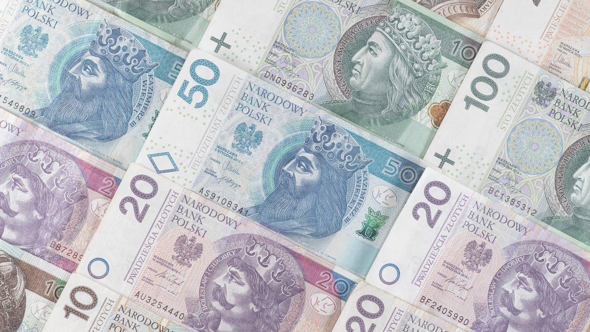 Pieniądze - polski złoty