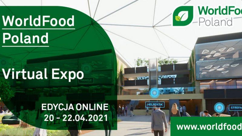 WorldFood Poland Virtual EXPO 2021