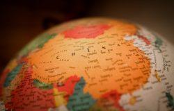 Globus - Chiny